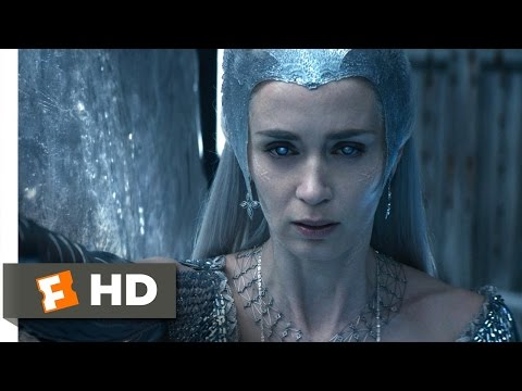 The Huntsman: Winter's War (2016) - A Wall of Ice Scene (2/10) | Movieclips