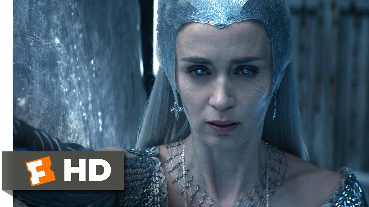 Download The Huntsman: Winter's War (2016) - A Wall of Ice Scene (2/10) | Movieclips