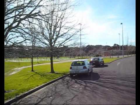 Biking Around - Massey University - Auckland