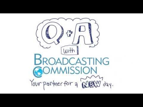 Broadcasting Commission Jamaica - Content Owner TV Commercial
