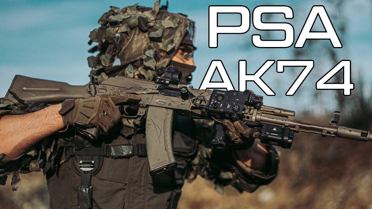 Download Palmetto State Armory AK-74 (American made AK-74)