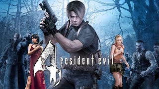 Resident evil 4: Trying to get better at this!
