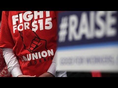 Federal minimum wage passes House but not likely to pass Senate