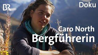 Caro North Hhen und Tiefen einer Bergsteigerin  Bergauf-Bergab  Doku  BR