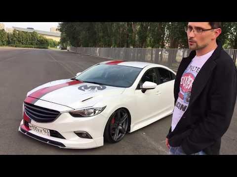 ПРОДАНО! Проект дерРРрзкая Mazda 6 By Mv-tuning.ru