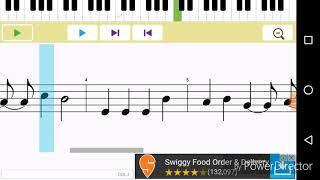 DDLJ( Tujhe Dekha toh yeh jaana Sanam) Guitar Notations