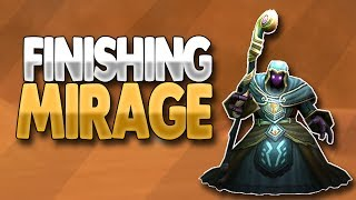 Wizard101 *LIVE* - FINISHING MIRAGE ON MY DEATH!