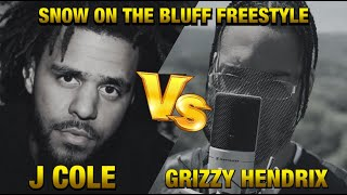 Grizzy Hendrix - (J COLE SNOW ON THA BLUFF FREESTYLE) - Cancel Culture