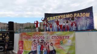 Кристина Си-Мне не смешно, Хип-хоп, подростковая группа, хореограф - Вашеця-Калмыкова Юлия