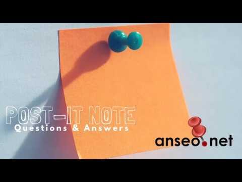 Post it note Q & A: responsive sites