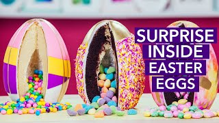 stuffed easter eggs