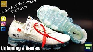 Nike Vapormax Off White DHGATE - YouTube