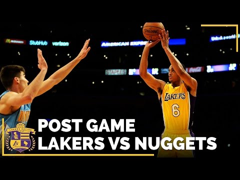 Jordan Clarkson Stood Out Defensively In Lakers Preseason Loss To Nuggets
