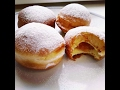 Masopustní koblihy/donuts | Masopust | CZ/SK HD recipe