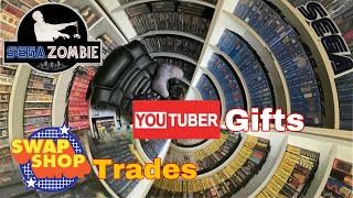 Swap Shop Trades and Tuber Gifts - Sega Zombie