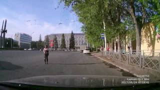 Уличный стриптиз