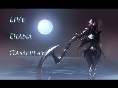 (Live #2) Jungle Diana Gameplay