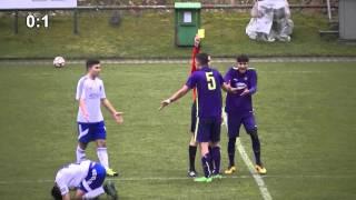 Fussball Regionalliga A-Junioren FC Erzgebirge Aue - SV Empor Berlin 1:1