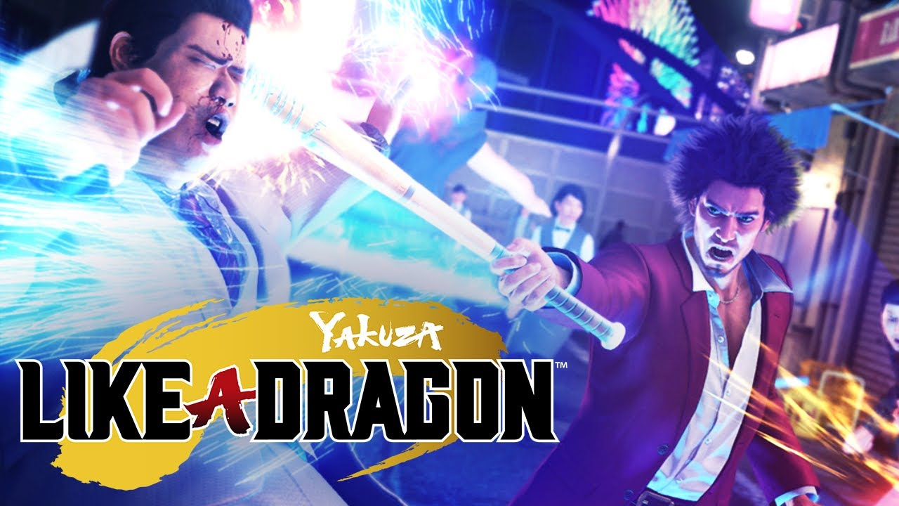 Yakuza Like A Dragon Official Cinematic Trailer Inside Xbox