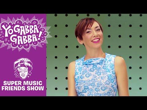 Supermarket Shuffle - Inara George Feat. Yacht - Yo Gabba Gabba!