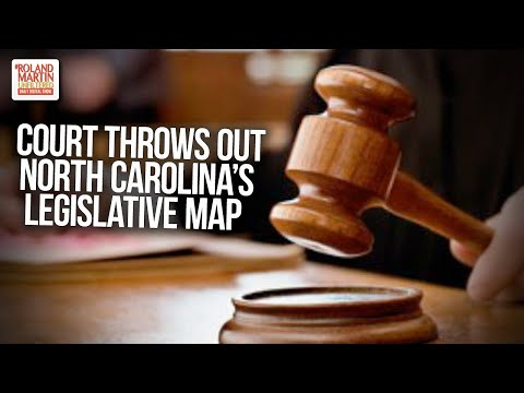 Huge Victory: Court Throws Out North Carolina's Legislative Map That Was  Dawn For GOP Advantage