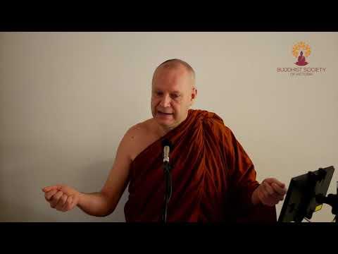 Ajahn Brahmali - Death And Impermanence