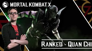 Mkx - Ranked Matches With Ketchup Ep1 - Quan Chi: Sorceror Time!