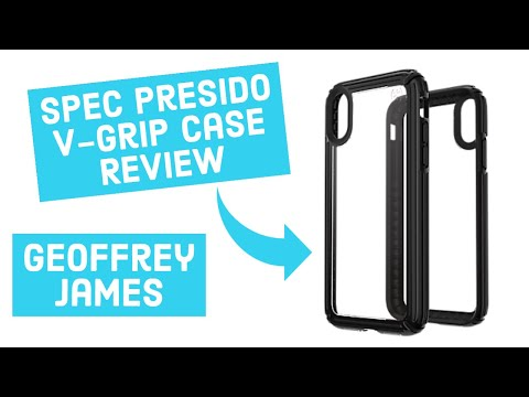 Speck Presidio V-Grip Case Review Iphone 6s, 7, 8,  10 Ft Drop Protection!