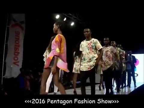 2016 University of Ghana African Union (Pentagon) Hall Week Fashion Show.