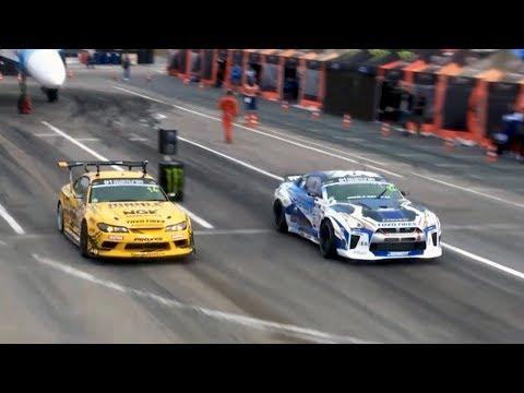 D1 PrimRing GP 2017 - Tomoe Battle