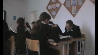 урок русского языка 8 класс Дидаева ВС 2й урок