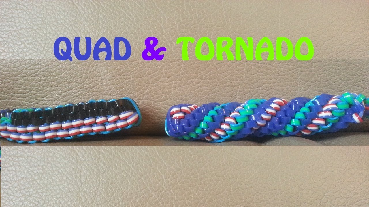 How To Start The Quadtornado Boondoggle 2x2 Youtube