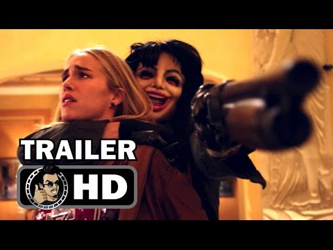 GET THE GIRL   2017 Elizabeth Whitson, Noah Segan Thriller Movie HD