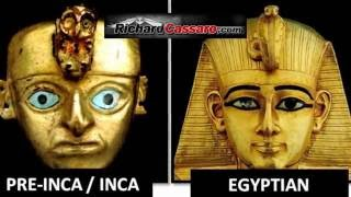Egypt & Peru - Amazing Connections Linking Egypt and Peru, The Egyptians and Incas / Pre-Incas