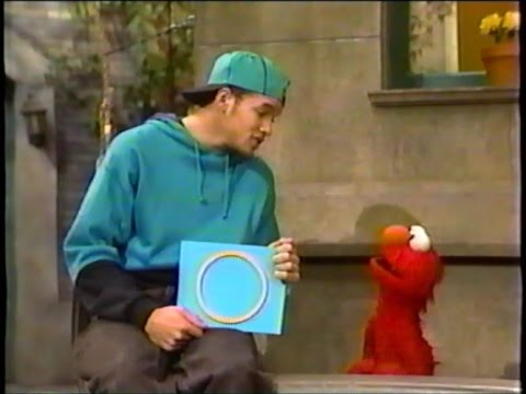Sesame Street (#3108): Savion's Magic Circle