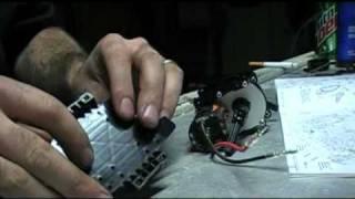 Tamiya CR 01 Project Buckin Bronco Build Video 6