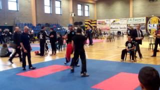 kick boxing light contact - categoria -75 kg - 23/3/2014