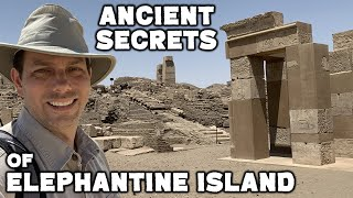 Stargates, Mayans, and the Ark of the Covenant in Ancient Egypt on Elephantine Island!