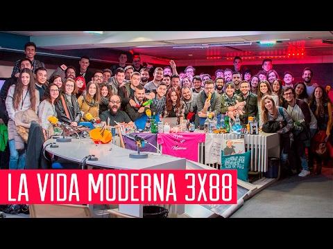 """La Vida Moderna 3X88...es que tu abuelo te llame """"noob"""" cuando te da un repaso jugando al cinquillo"""