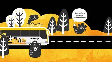 Nyt Kaikki Savonlinjan Bussiliput -50%