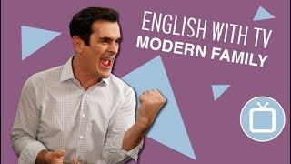 Learn English with TV Shows: Modern Family (Explicit)