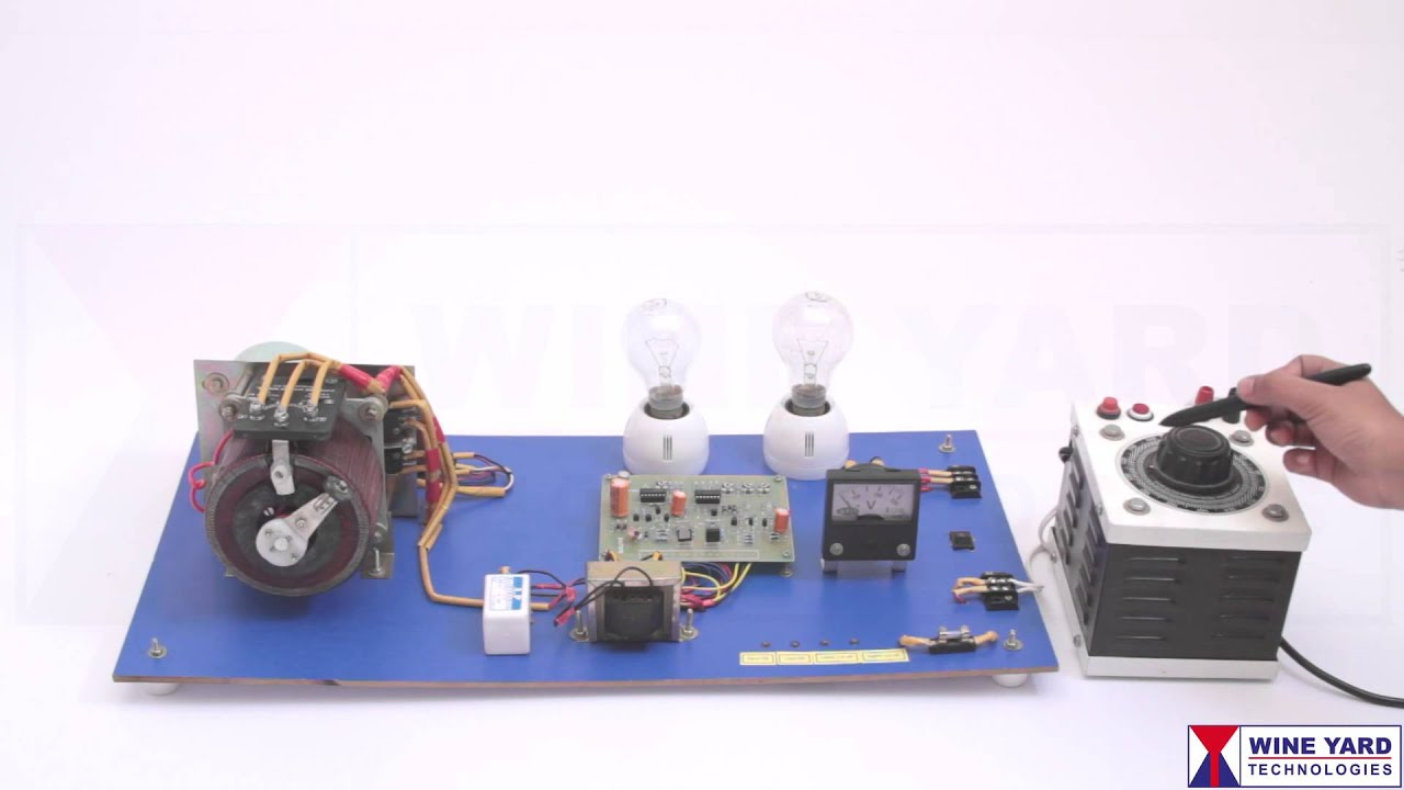 WK804 Servo Controlled Voltage Stabilizer with higher and lower ...