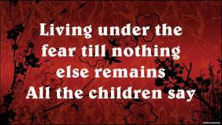 Tina Turner - We Don't Need Another Hero (Lyrics)