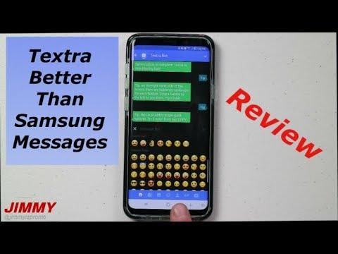 Textra SMS - Better Than Samsung Messages