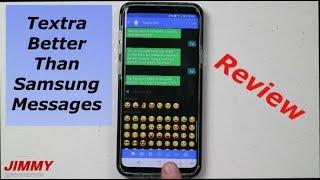 Textra SMS - Better Than Samsung Messages screenshot 2