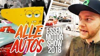 JP Performance auf der ESSEN MOTOR SHOW 2018 suchen - dieses Mal lauf ich nicht vorbei