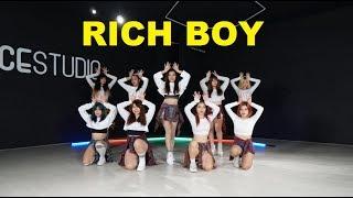 Galantis - Rich Boy | 1take | Choreography by Anh Hua ft. B.K.A.V