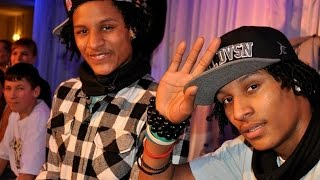 Les twins и хип хоп танцы  Батл по хип хоп с участием Les Twins