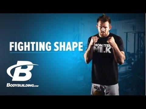 Fighting Shape Ryan Bader MMA Workout Bodybuilding.com