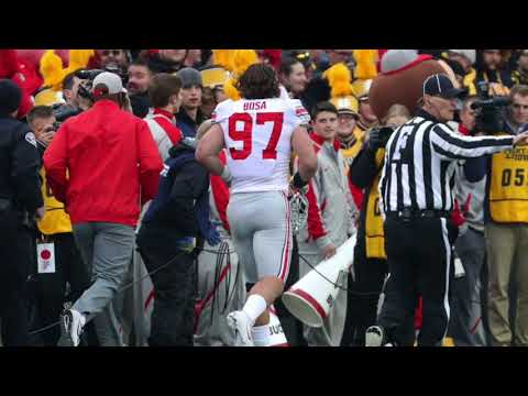 How much did Nick Bosa's targeting hurt OSU's defense?